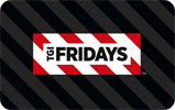 TGI Friday's eGift Card