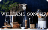 Williams Sonoma eGift Card